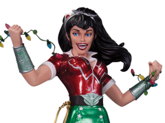 DC Comics Bombshells - Wonder Woman Statue Holiday Edition