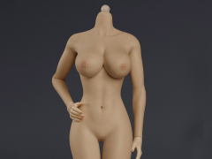 European Female Action Figure 1/6 Scale Body (BM)