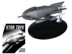 Star Trek Starships Collection #111 Captain Protons Rocket Ship