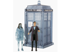 "Doctor Who 3.75"" Action Figure 'Hide' Caliburn House Playset"