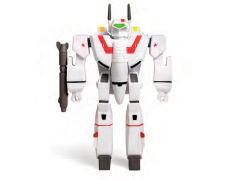 Robotech ReAction VF-1J Figure