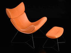 The Chair (Orange) 1/6 Scale Accessory