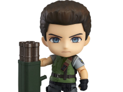 Resident Evil Nendoroid No.681 Chris Redfield