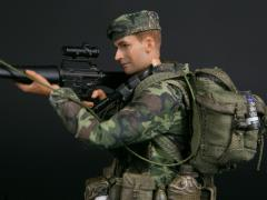 Marine Force Recon in Vietnam Pocket Elite Series 1/12 Scale Figure