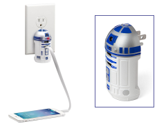 Star Wars USB Wall Charger - R2-D2