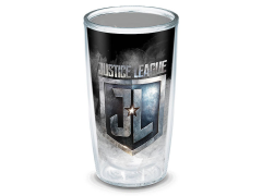 Justice League Icons 16 oz Tumbler