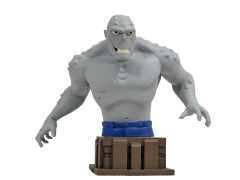 Batman: The Animated Series Killer Croc Bust