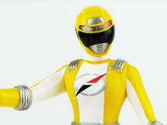 "Boukenger 6"" Sentai Hero Series - Yellow Ranger"