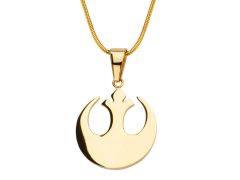 Star Wars Rebel Alliance Symbol Necklace
