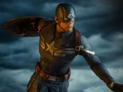 Captain America: The Winter Soldier Premium Format Captain America