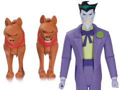 The New Batman Adventures The Joker Figure