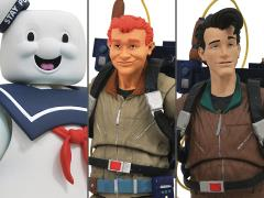 The Real Ghostbusters Select Wave 10 Set of 3