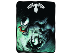 Marvel Venom Fleece Blanket