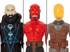 Hellboy ReAction Figure Three-Pack B