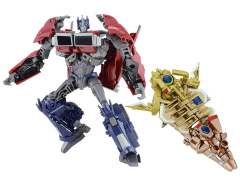 "Transformers AM-01 Battle Shield Optimus Prime Toys""R""Us Exclusive"