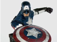 Marvel Captain America 1/6 Scale Collectible Figure