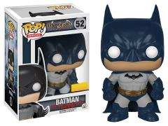 Pop! Heroes: Arkham Asylum - Batman (Blue) Exclusive
