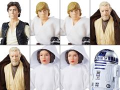 "Star Wars 40th Anniversary The Black Series 6"" Wave 20 - Case of 8"