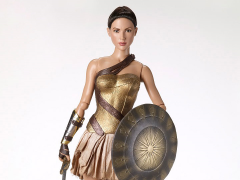 Wonder Woman Tonner Doll Deluxe Training Armor Figure