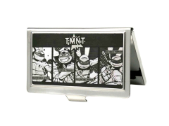 TMNT Comic Blocks Business Card Holder