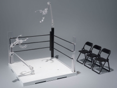 Tamashii Stage Act Ring Corner (Neutral Corner)