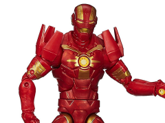 Guardians of the Galaxy Marvel Legends Infinite Series Iron Man (Groot BAF)