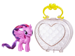My Little Pony Friendship is Magic On The Go Purse Figure Wave 01 - Twilight Sparkle