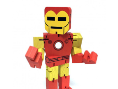 Marvel Wood Warriors - Iron Man