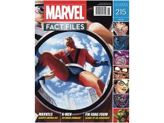Marvel Fact Files #215