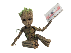 Guardians of the Galaxy Vol. 2 Premium Motion Statue Awesome Groot 2