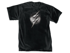Justice League The Flash Symbol T-Shirt