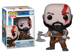 Pop! Games: God of War - Kratos (Bearded)