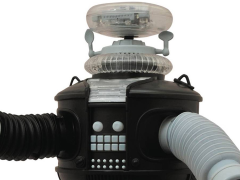Lost in Space B9 Electronic Robot Figure Antimatter Version