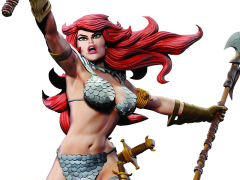 Red Sonja 45th Anniversary Statue