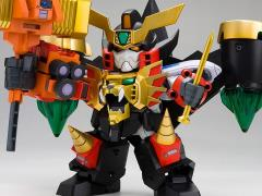 The King of Braves GaoGaiGar D-Style Star GaoGaiGar Model Kit