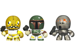 Exclusive Mini Mighty Muggs 3-Pack - Bossk, Boba Fett & IG-88