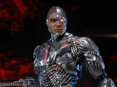 Justice League Museum Masterline Cyborg Statue