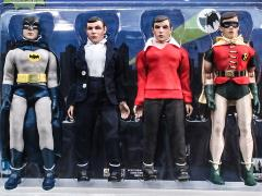 "Batman Classic TV Series The Defenders of Gotham City BBTS Exclusive 8"" Retro Figure Four-Pack #2"