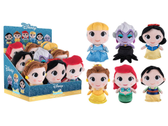 SuperCute Plushies: Disney Princess - Box of 9