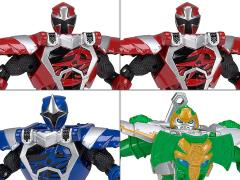 "Power Rangers Ninja Steel Deluxe 5"" Case of 4"
