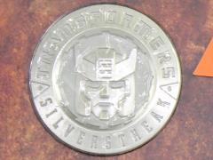 Transformers Masterpiece MP-18S Silverstreak Collector Coin