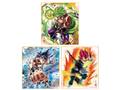 Dragon Ball Shikishi Art Vol. 7 Box of 10 Art Cards