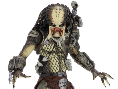 Predator 30th Anniversary Jungle Hunter Unmasked Predator Figure