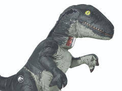 Jurassic World Inflatable Blue Velociraptor Costume