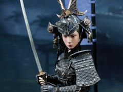 Warrior Women Series The Butterfly Helmets Warrior (Antique Armor) Luxury Version 1/6 Scale Figure