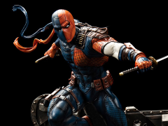 DC Premium Collectibles DC Rebirth Deathstroke Limited Edition Statue