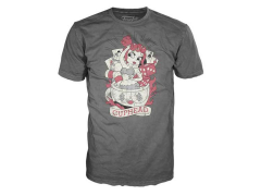 Pop! Tees: Cuphead - Cups Ruin Tattoo