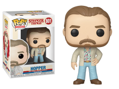 Pop! TV: Stranger Things - Hopper (Date Night)