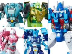 Transformers Generations Autobot Heroes Platinum Edition Box Set