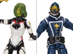"Marvel Legends 3.75"" Gamora & Star-Lord Comic Two-Pack"